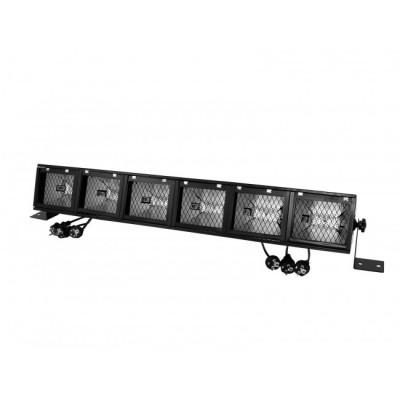EUROLITE Floodlight 6 x R7s