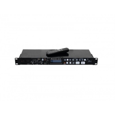OMNITRONIC DMP-102 USB / SD Card Player