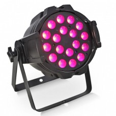 Ross Quad led PAR RGBW 18x10w