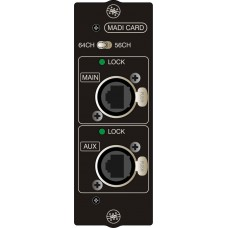 Soundcraft Si MADI option card - Cat5